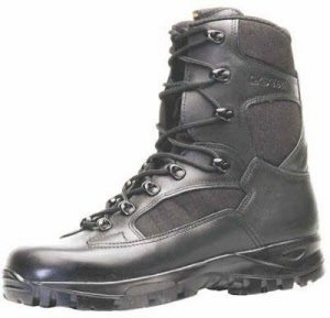 Lowa boots Military and Police, combat / mountain